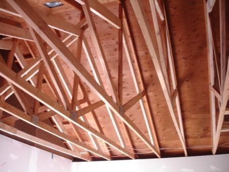Vaulted Ceiling Insulation Gearslutz Com