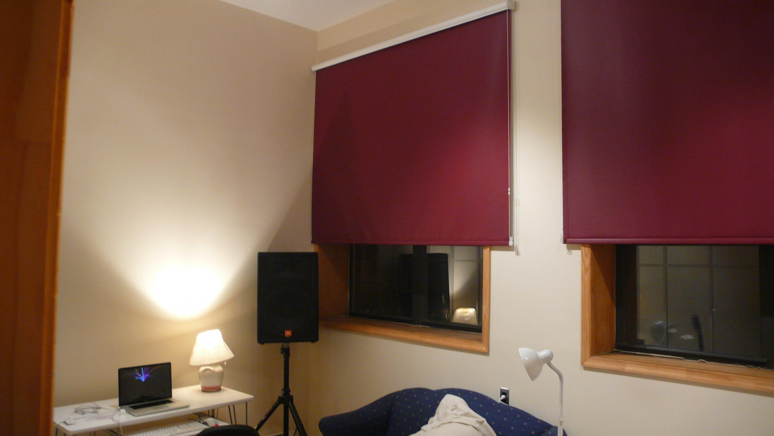 Bedroom studio basics before acoustic treatment - Bedroom studio acoustic treatment ...