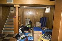 New basement studio, asking for design help-facing-east-stairs.jpg