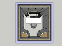 Need some advice on soundproofing and acoustic treatment of my tiny studio-hcstudio1_persp_top.jpg