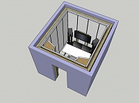 Need some advice on soundproofing and acoustic treatment of my tiny studio-hcstudio1_persp_iso1.jpg