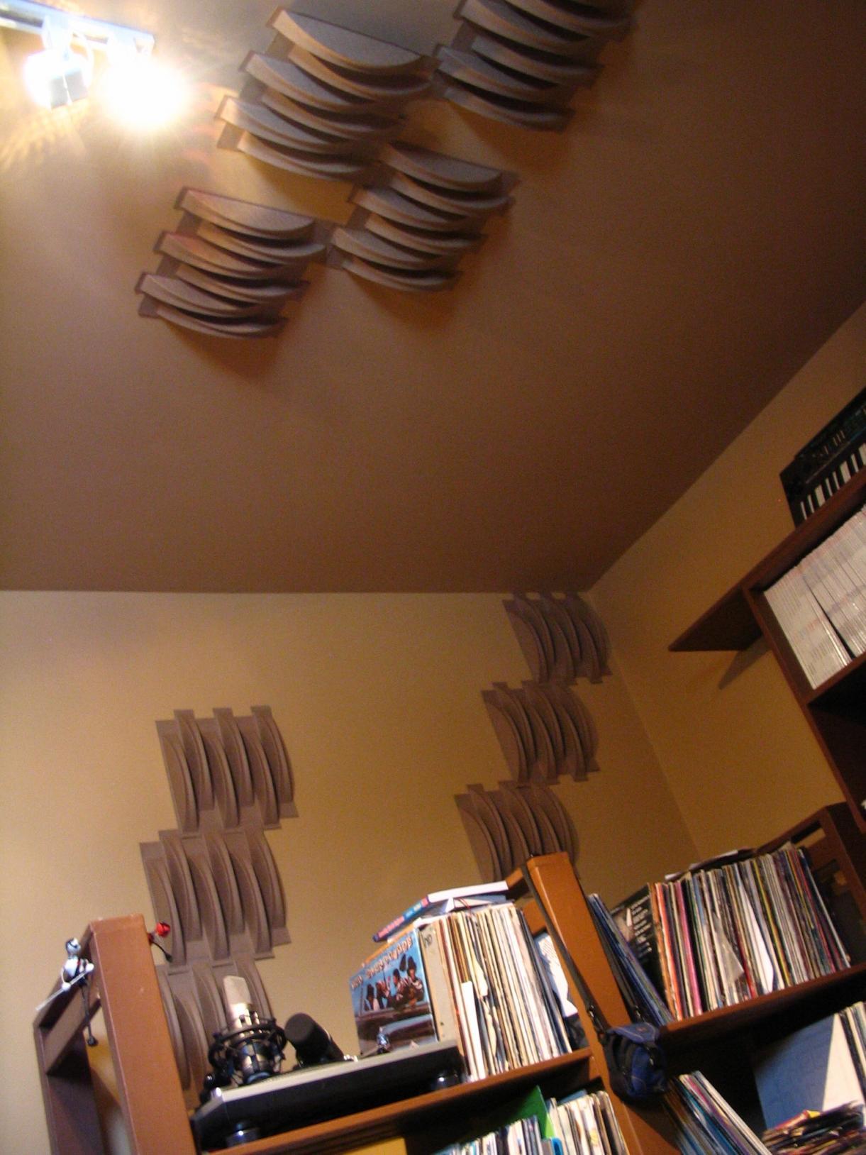 Room Acoustics Live End Dead End