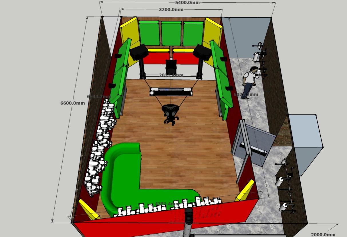 small basement room please help walls traps designjpg - Small Basement Design
