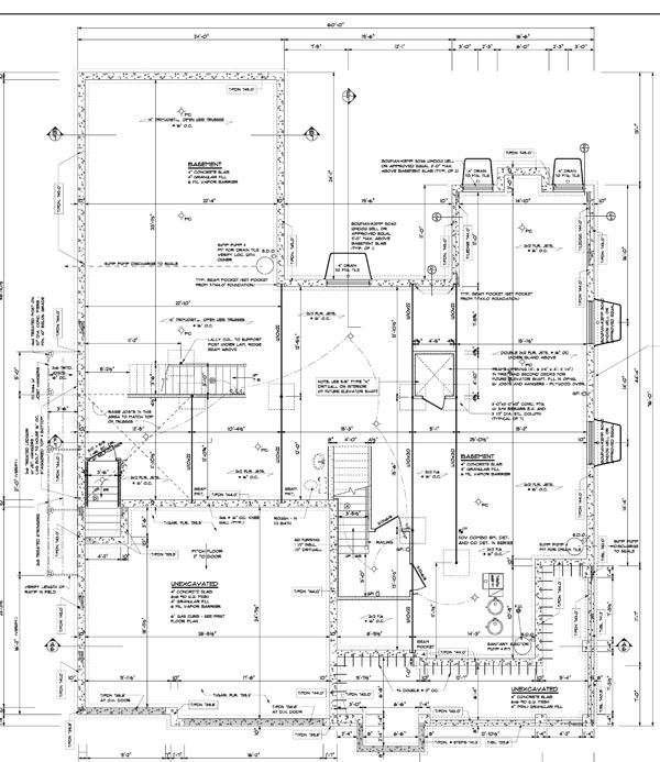 Studio Design For New House Construction