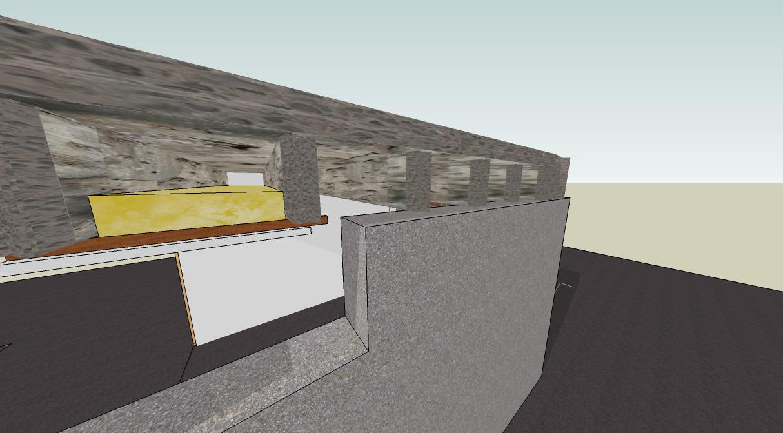 small basement studio concrete ceiling ceiling soundproof jpg