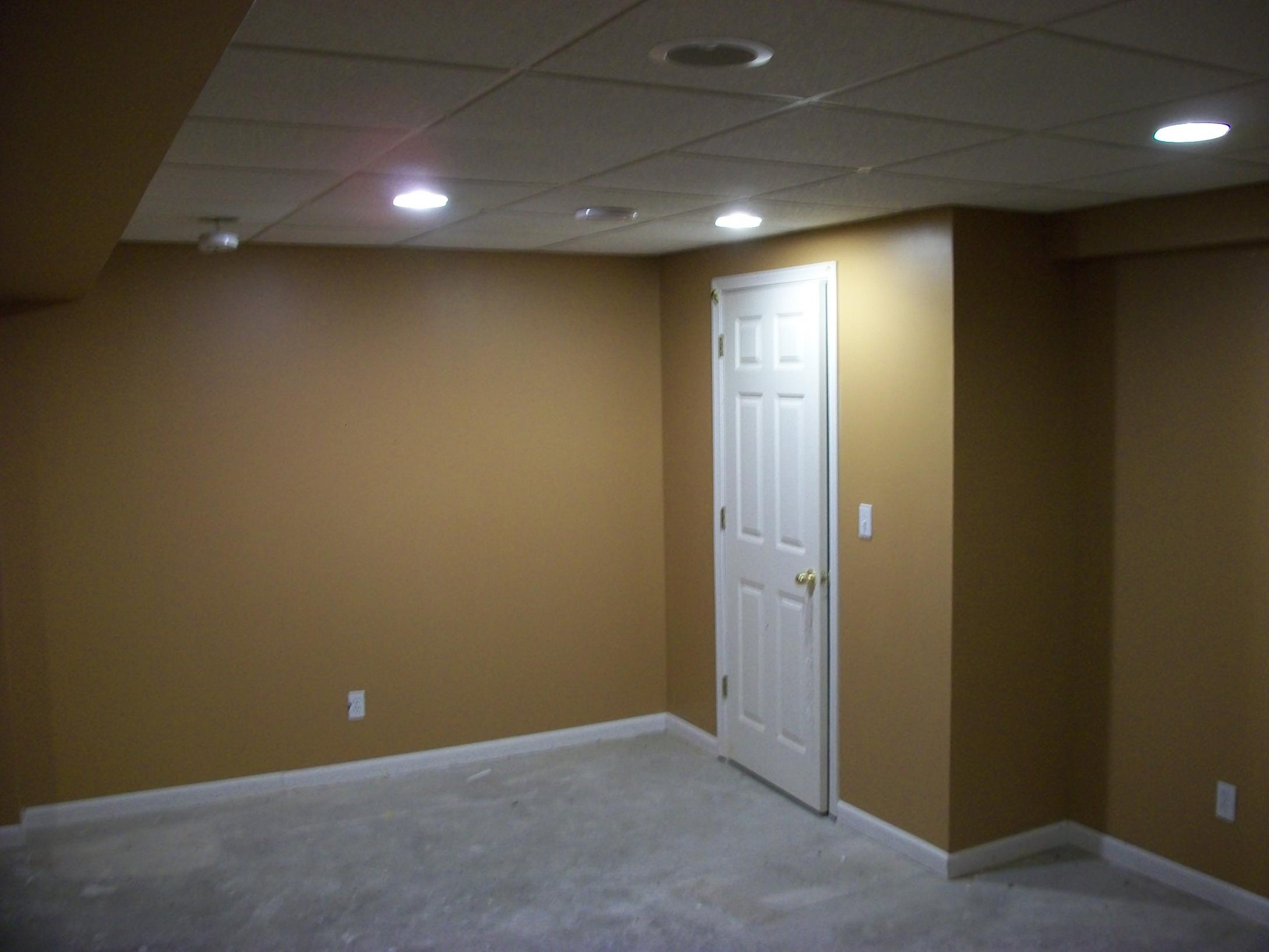 basement studio build with sketchup 100