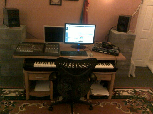 How To Build A Composers Desk For Almost Nothing 88 Keys