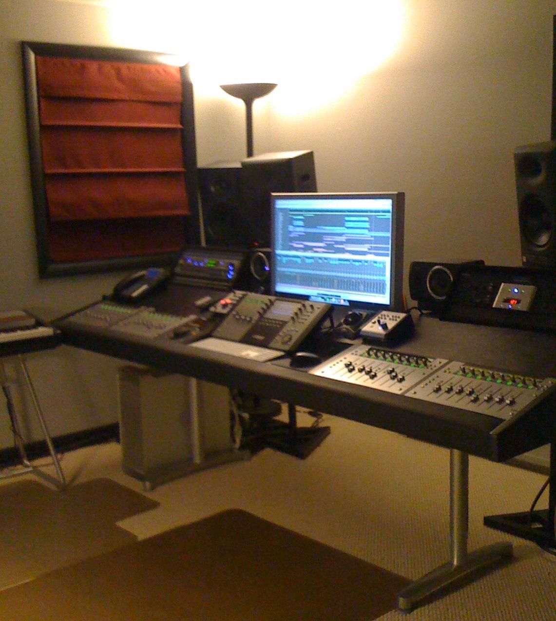 100 Studio Control Room Design Interior Unusual