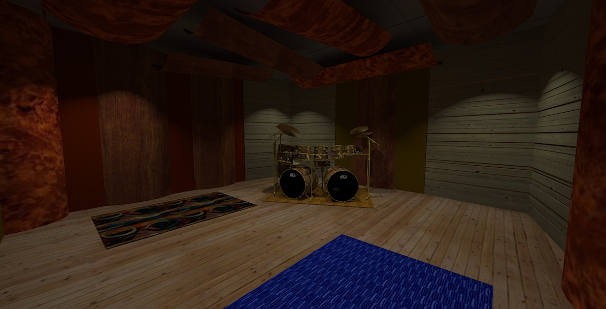 studio and garage in one