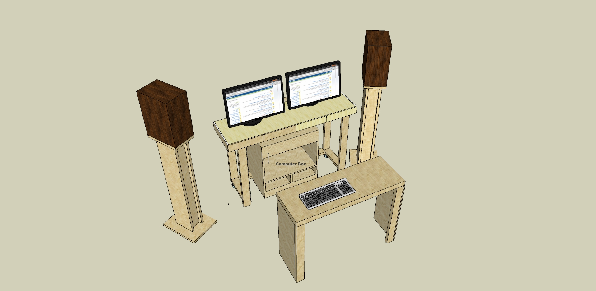 desk free woodworking plans table pvc pipe furniture plans free plans ...