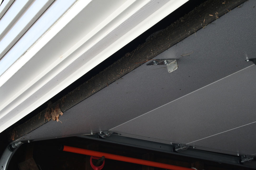 ... Is It Even Possible To Soundproof A Garage Door? (PIC) Garage