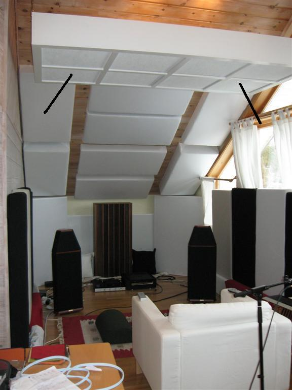 Which Diffusers On The Drop Ceiling Gearslutz Pro Audio