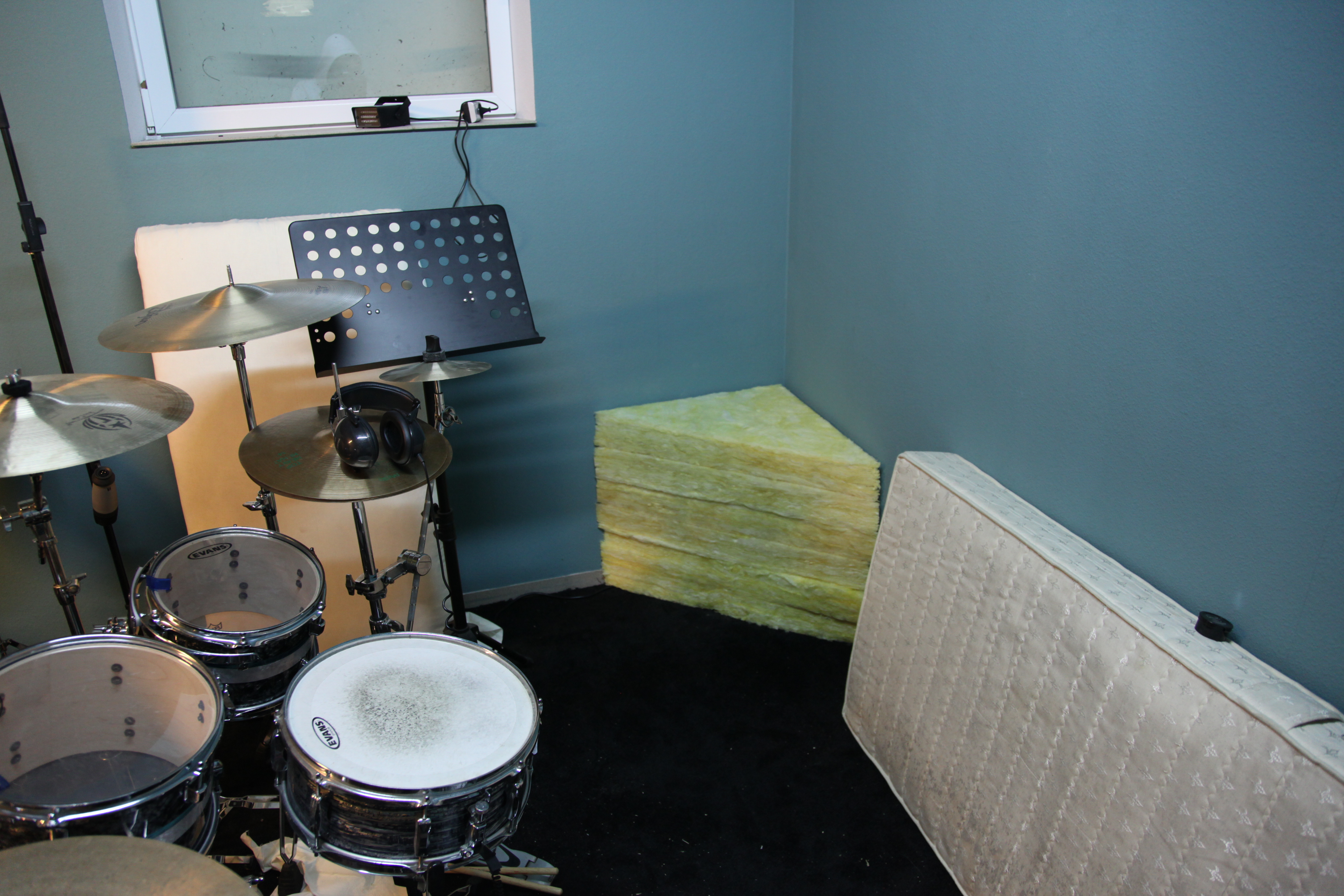 """diy acoustic treatment for my homestudio, best treatment for """"good"""