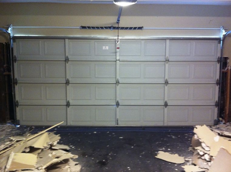 garage door noise reduction 1