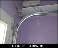 Sound Proofing a Garage Door-rail.jpg