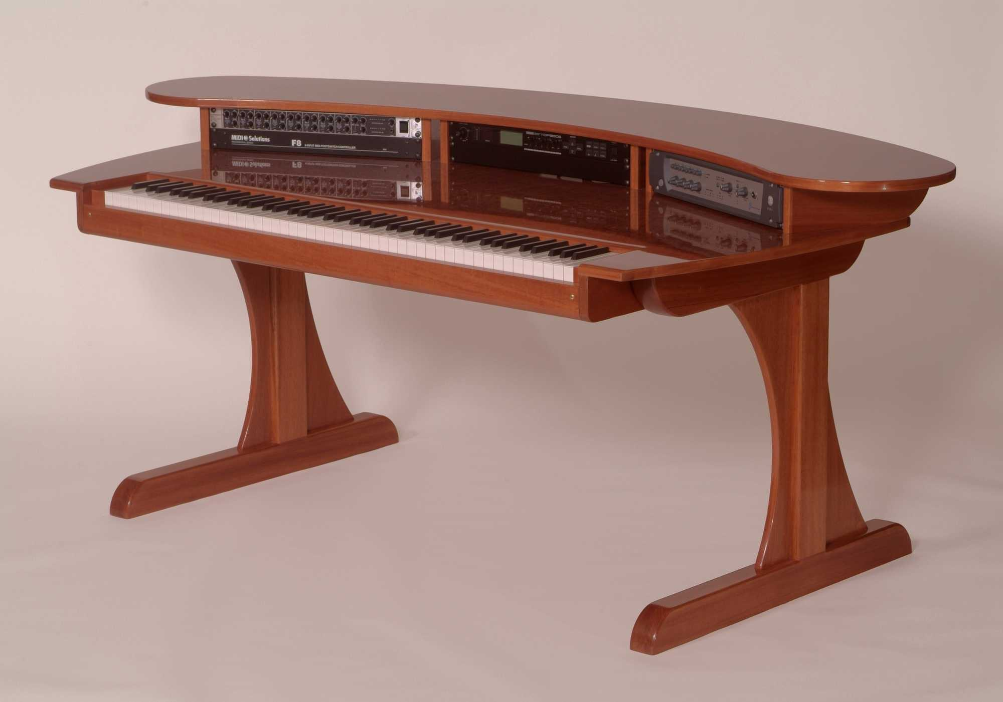Desk For 88 Keyboard Gearslutz Pro Audio Community