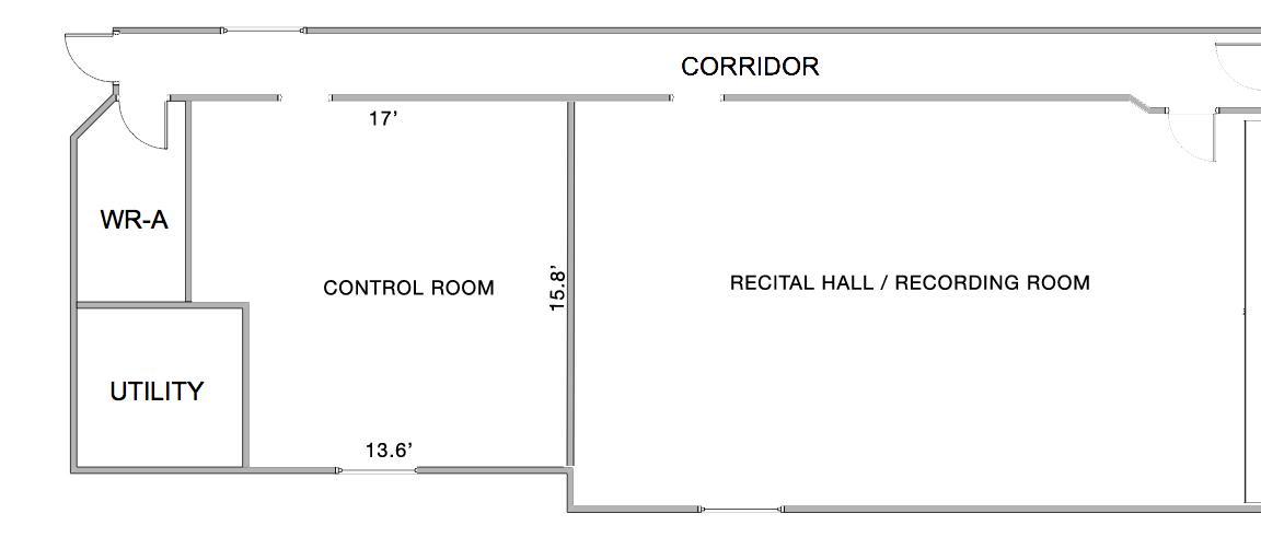 Airgap Between Walls How Big Room Inside A Room Design Plan