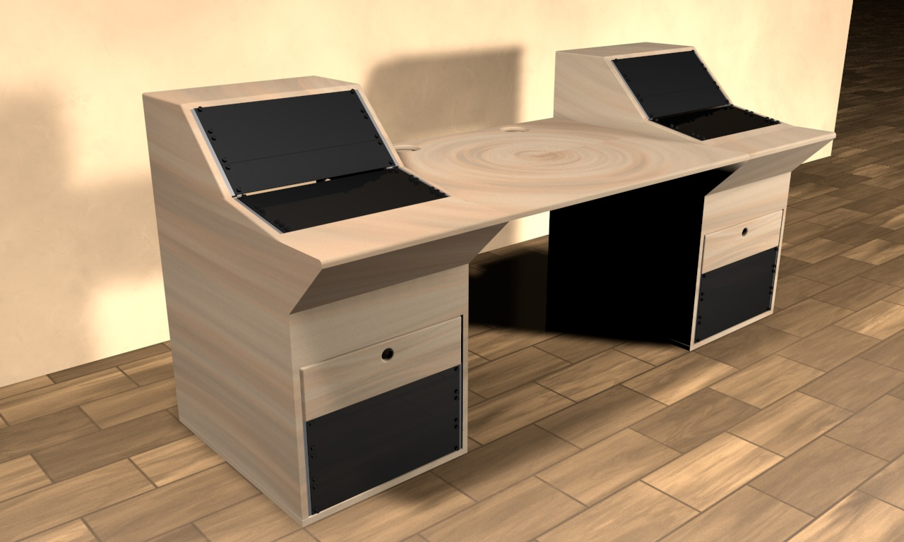 Desk Modular Desk Design Ideas
