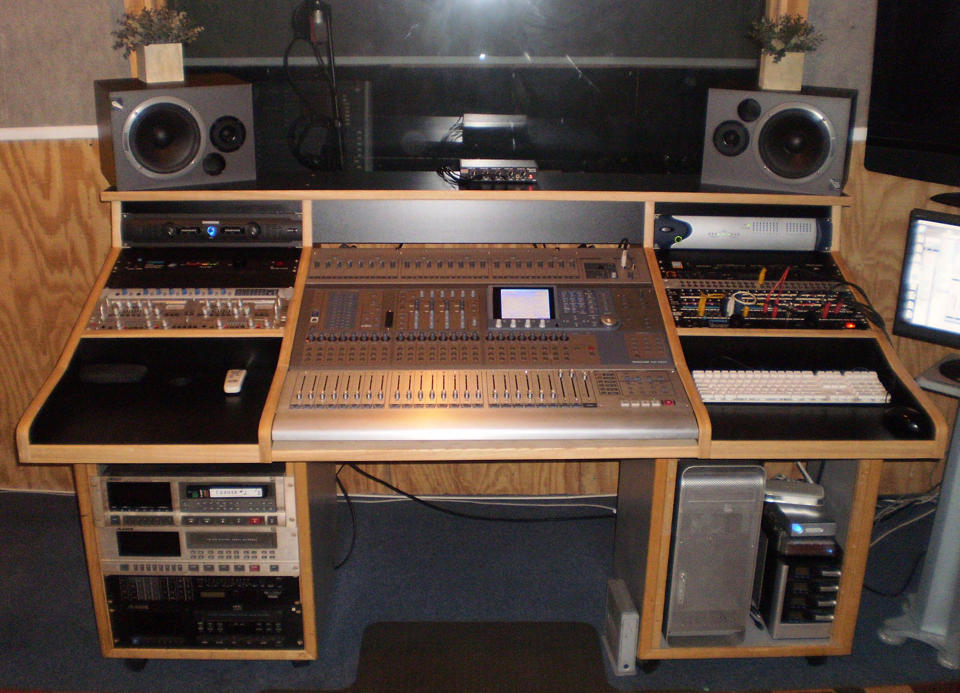 studio desk in the works dsc Quotes