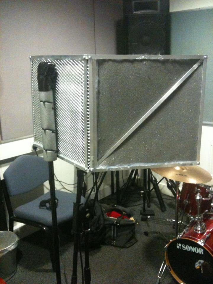 homemade vocal reflection filter gearslutz pro audio community