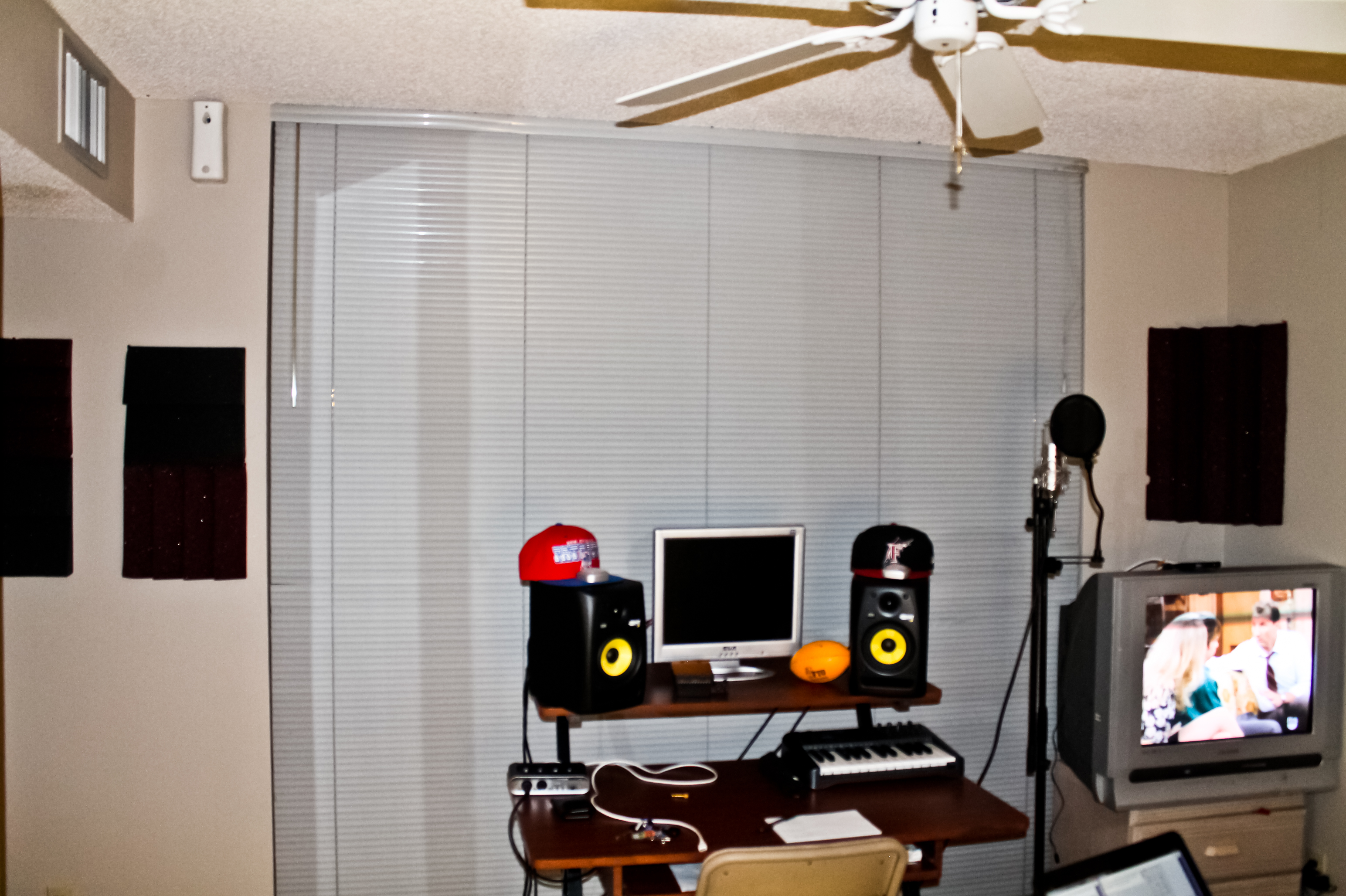 ... Home Studio Room Acoustic Advice Img_1837 ...