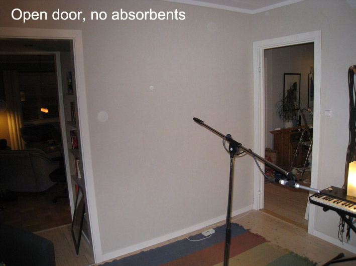 Does open doors count as infinite traps?-open-door-no-absorbents ... & Does open doors count as infinite traps? - Gearslutz Pro Audio Community