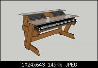 DIY Studio Desk/Keyboard Workstation under 0-studio-desk-keyboard-workstation-feet-vertical-.jpg