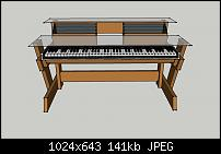 DIY Studio Desk/Keyboard Workstation under 0-studio-desk-keyboard-workstation-feet-vertical-front.jpg