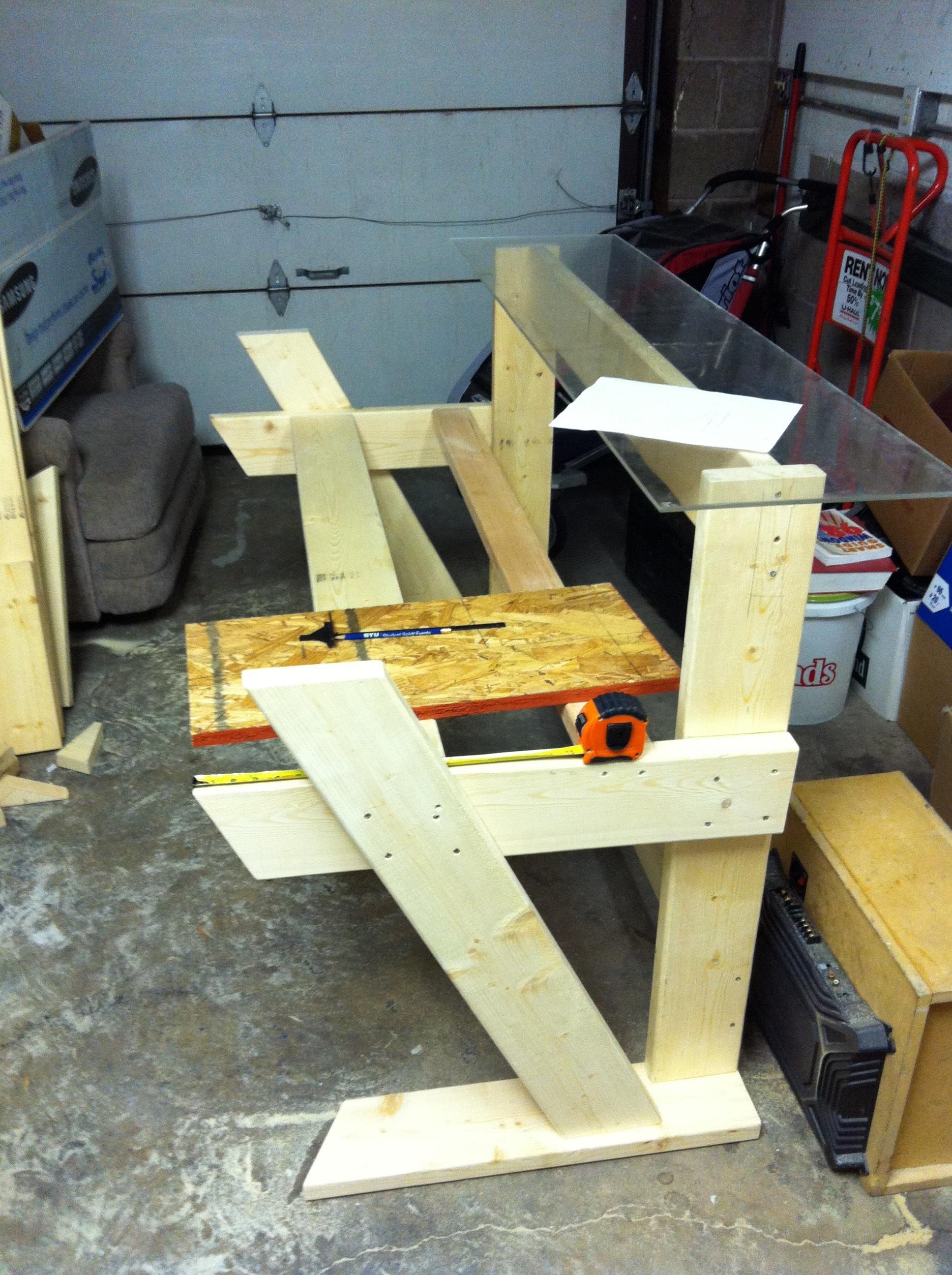 Woodwork Diy Home Studio Furniture PDF Plans