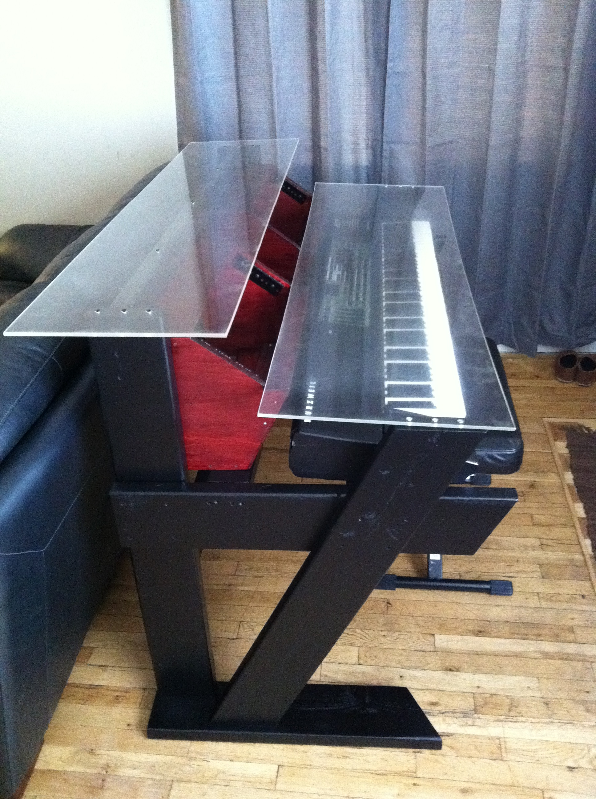 Diy Studio Desk Keyboard Workstation Under 100 Page 2