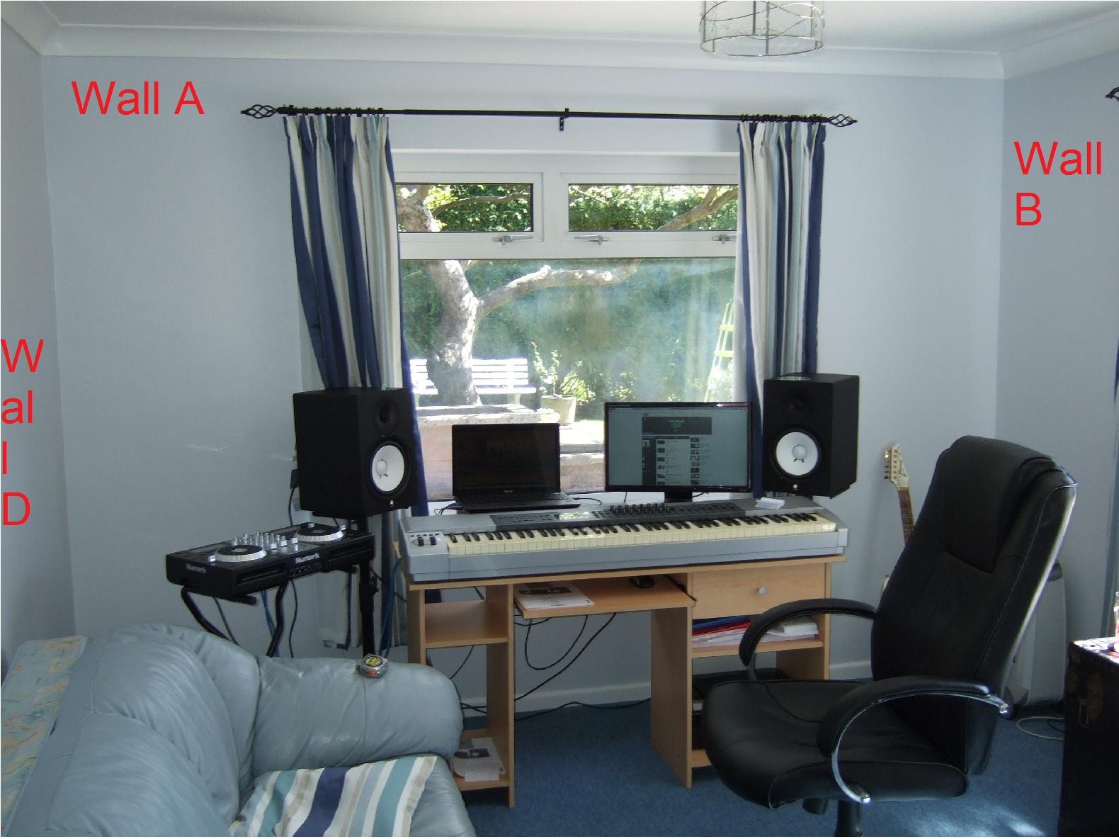 Room Setup Bass Trap Help Gearslutz Pro Audio Community
