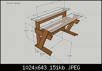 DIY Studio Desk/Keyboard Workstation under 0-studio-desk-dimensions-desk-frame-angled-view.jpg