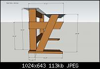 DIY Studio Desk/Keyboard Workstation under 0-studio-desk-dimensions-desk-frame-side-view.jpg