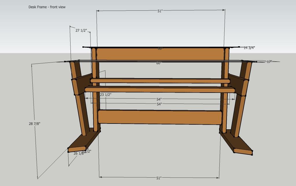 Diy Studio Desk Keyboard Workstation Under 0 Dimensions