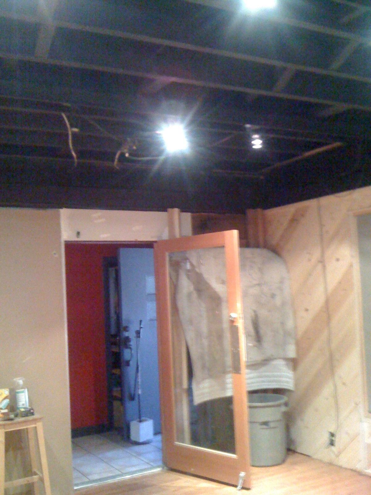 Small Drum Room Acoustics