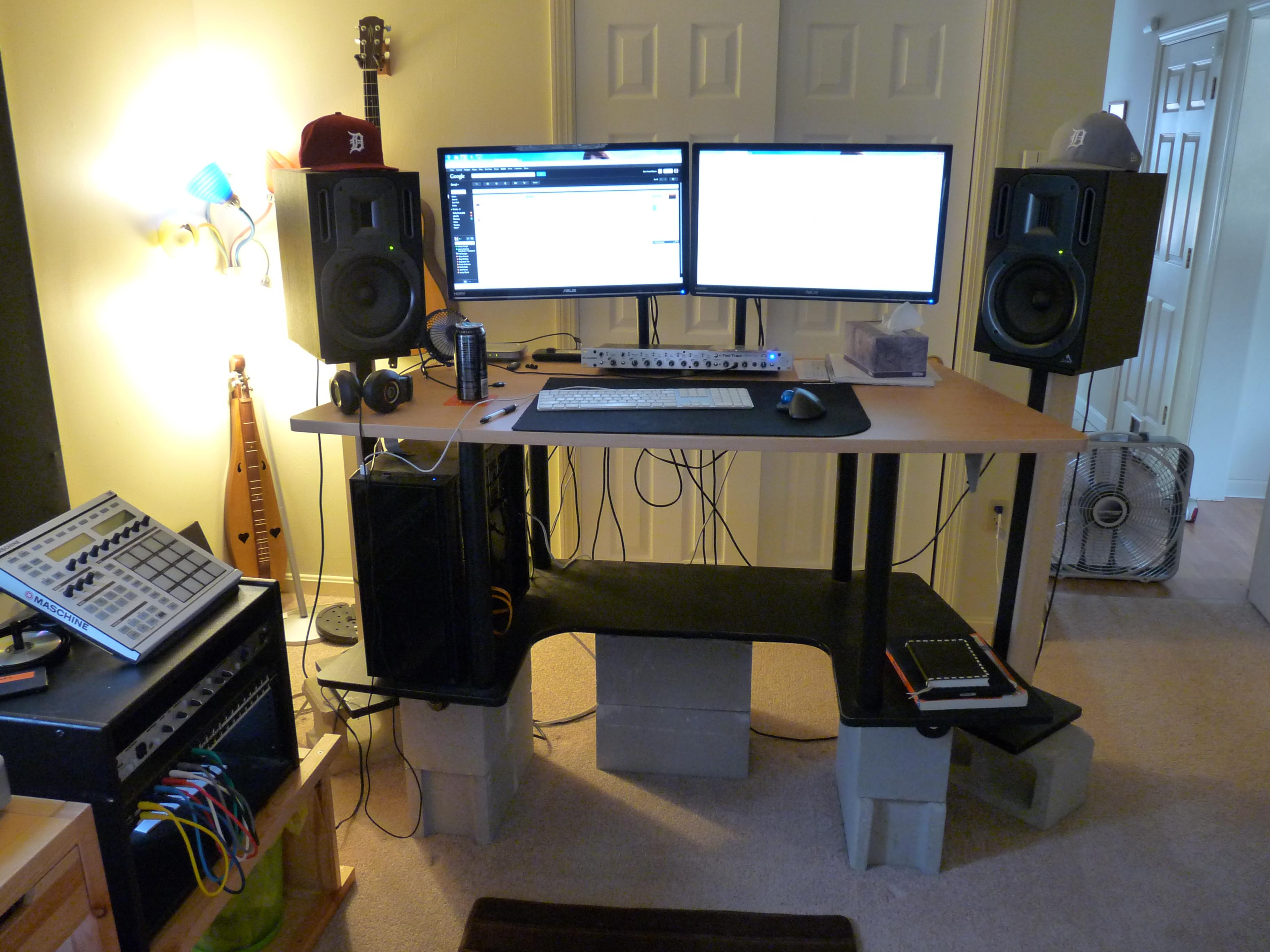 Standing Desk Gearslutz Pro Audio Community