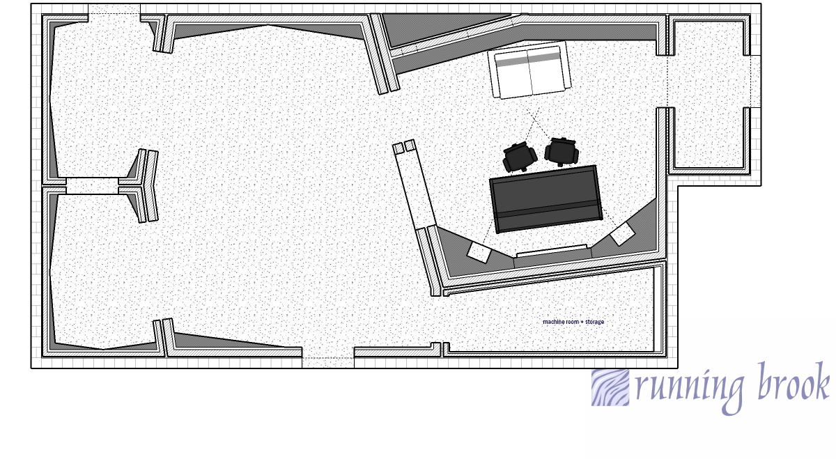Small recording studio layout joy studio design gallery for Best flooring for recording studio