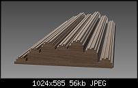 DIY Sound Diffusers—Free Blueprints—Slim, Optimized DIY Diffuser Designs (+Fractals)-diffuser-b2-fractal-module-solid1-w1024.jpg