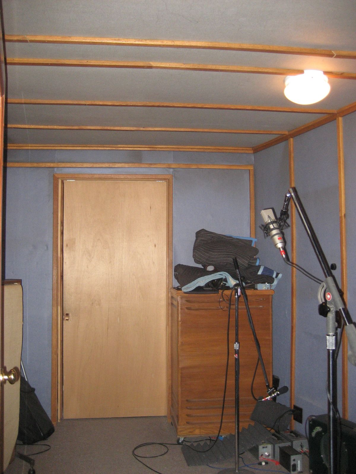 Basement Ceiling Ideas Fabric. drum1 jpg Anybody here cover their ceiling in fabric iso1  Gearslutz Pro Audio