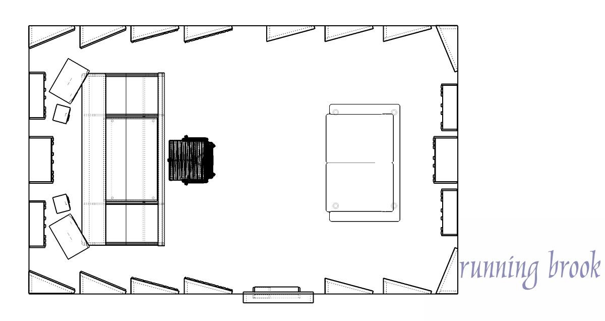 sawthoot studio room design - gearslutz pro audio community