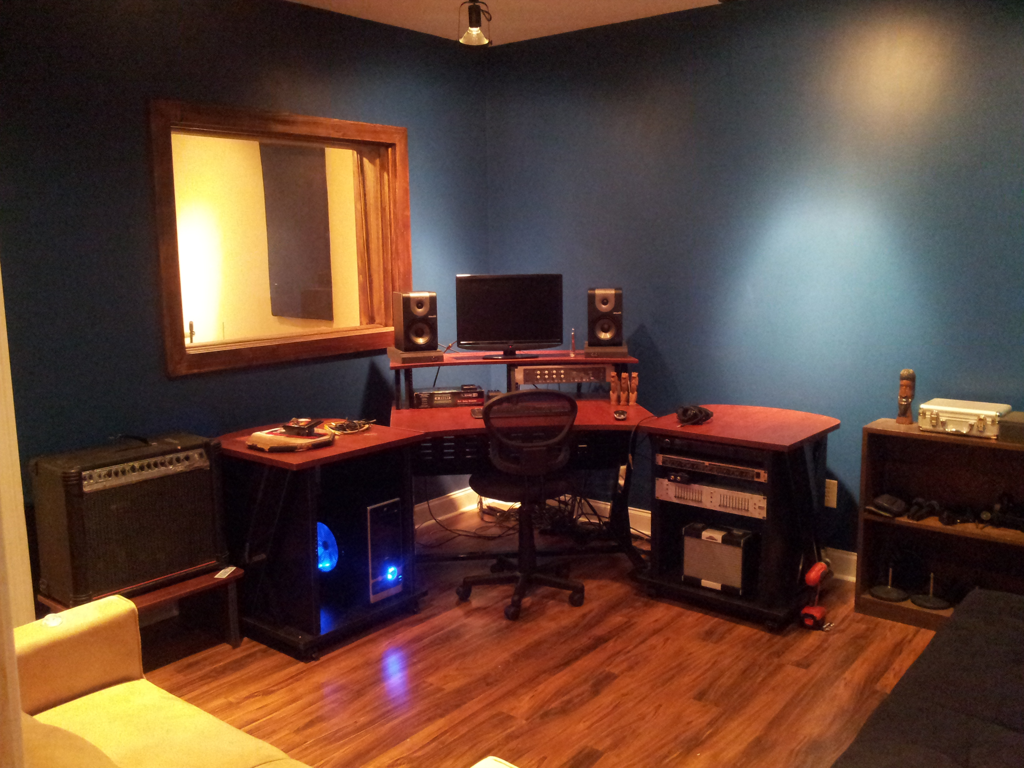 Bad Control Room Angles With Current Desk Gearslutz Com