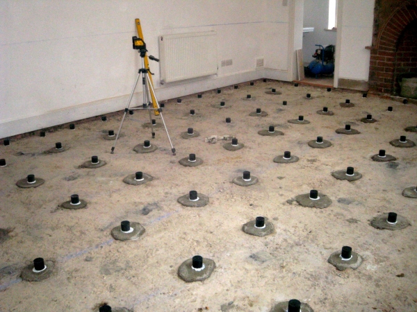I 39 m so confused small room construction tips for Recording studio flooring