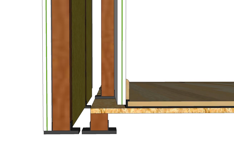 Soundproofing Bedroom Soundproofing Walls And Floors Gurus Floor