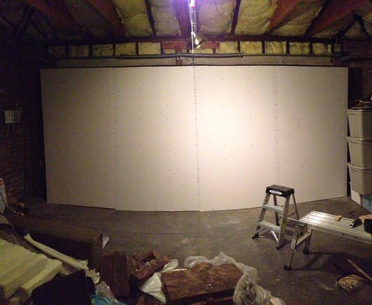 Soundproof Garage Roller Door
