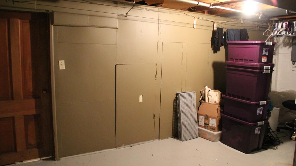 basement vs water heater