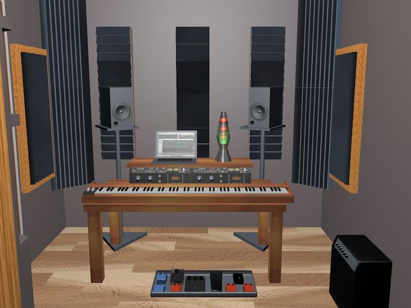 ... Bedroom Studio Upstairs Studio 3