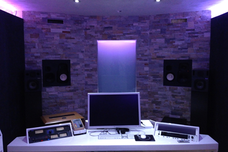 Led Lighting An Issue In Control Room Studio Photo 2