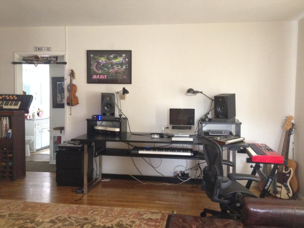 Acoustic Foam Placement Suggestions For My Living Room Studio Gearslutz Pro Audio Community