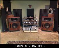Electric hot water heater's (in front corner of listening space) affect on acoustics-altec19ii.jpg