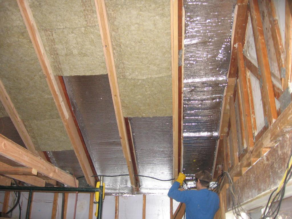 Quick Question About Roxul N Sound For Roof Ceiling Jpg